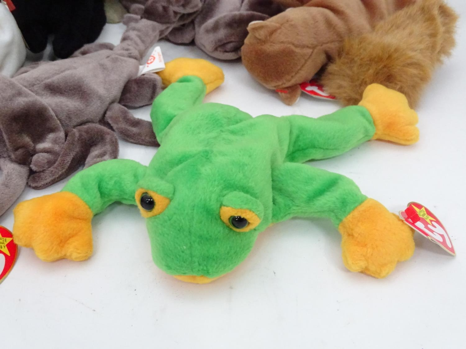 A quantity of TY Beanie Babies Please Note - we do not make reference to the condition of lots - Image 5 of 9