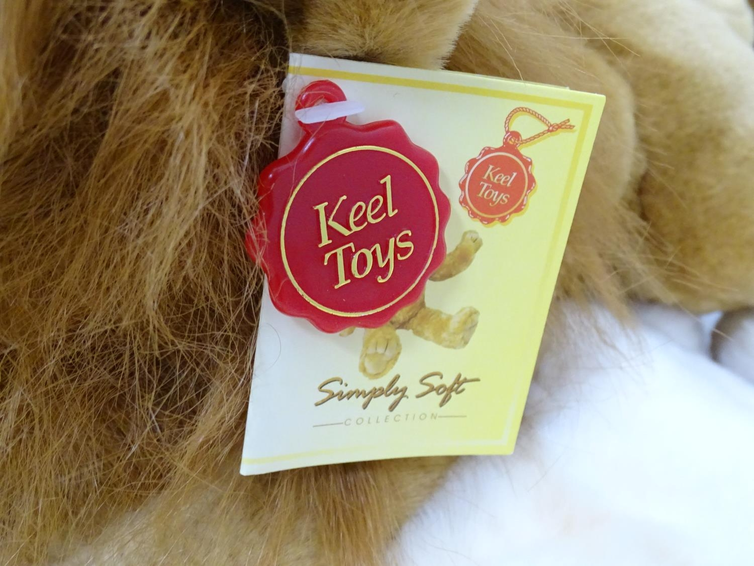 A quantity of Keel soft toys Please Note - we do not make reference to the condition of lots - Image 7 of 9