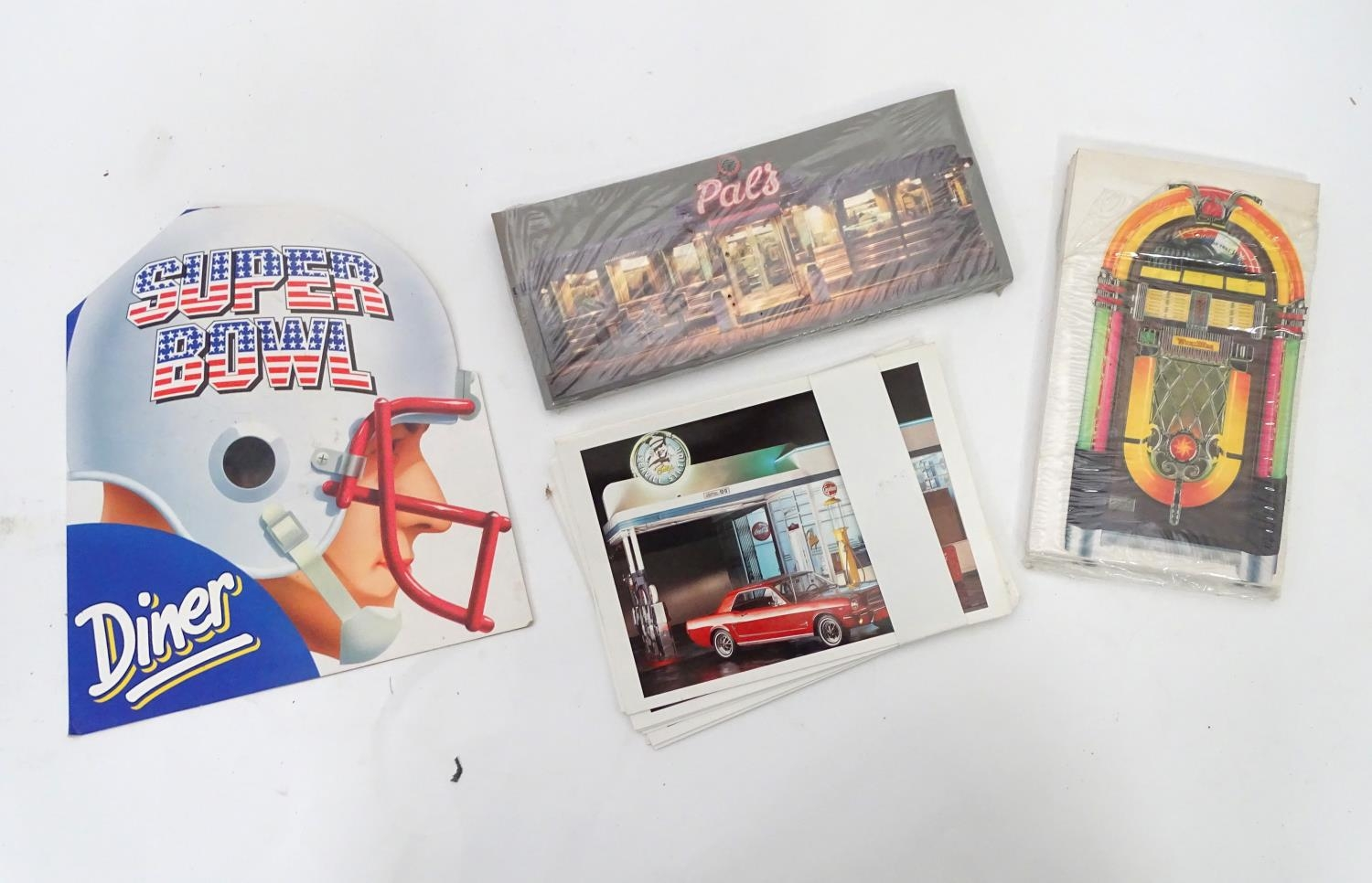 A quantity of American advertising wares. Together with a James Dean poster Please Note - we do - Image 14 of 19