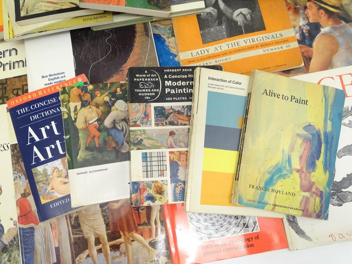 Books: A quantity of books on the subject of art. Titles to include The Art of the West, Henri - Image 6 of 7