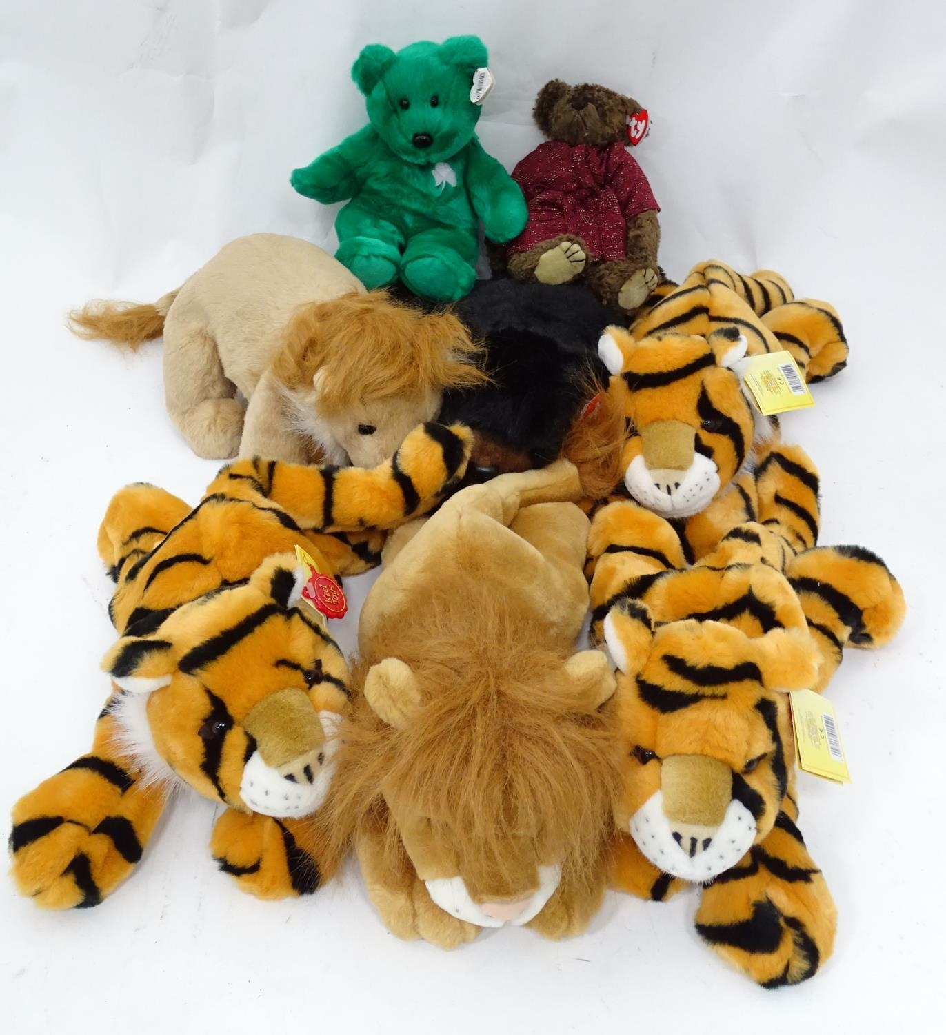 A quantity of Keel soft toys Please Note - we do not make reference to the condition of lots - Image 3 of 7