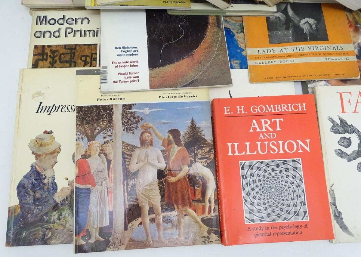 Books: A quantity of books on the subject of art. Titles to include The Art of the West, Henri - Image 4 of 7