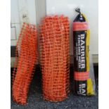 A quantity of fencing mesh Please Note - we do not make reference to the condition of lots within