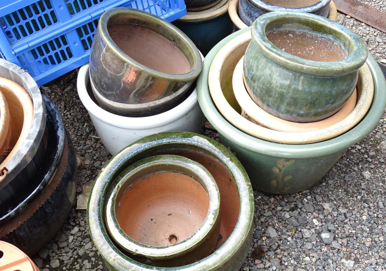 A quantity of propagators, planters, buckets, flower pots etc. Please Note - we do not make - Image 4 of 5