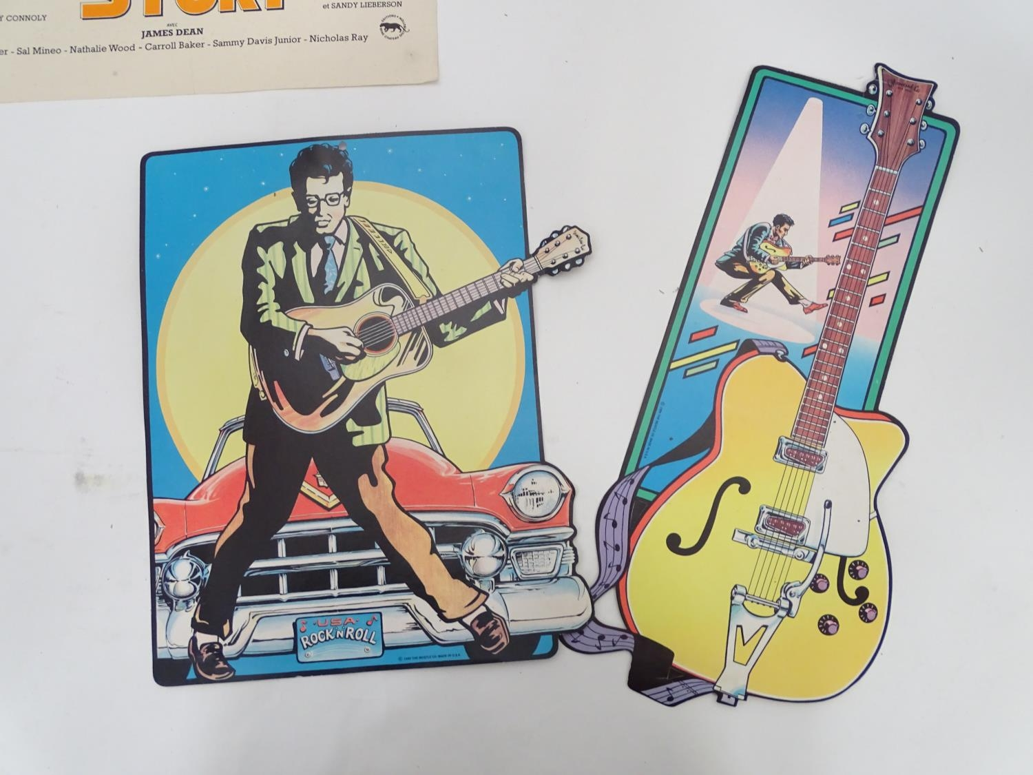A quantity of American advertising wares. Together with a James Dean poster Please Note - we do - Image 15 of 19