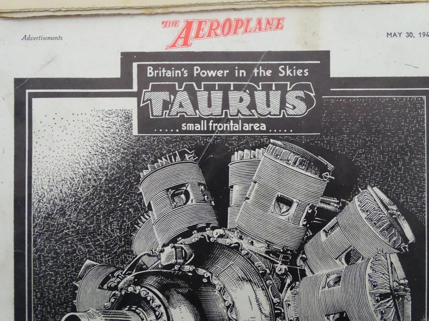 A quantity of 1941 copies of The Aeroplane Spotter magazine and The Aeroplane (8) Please Note - we - Image 11 of 12