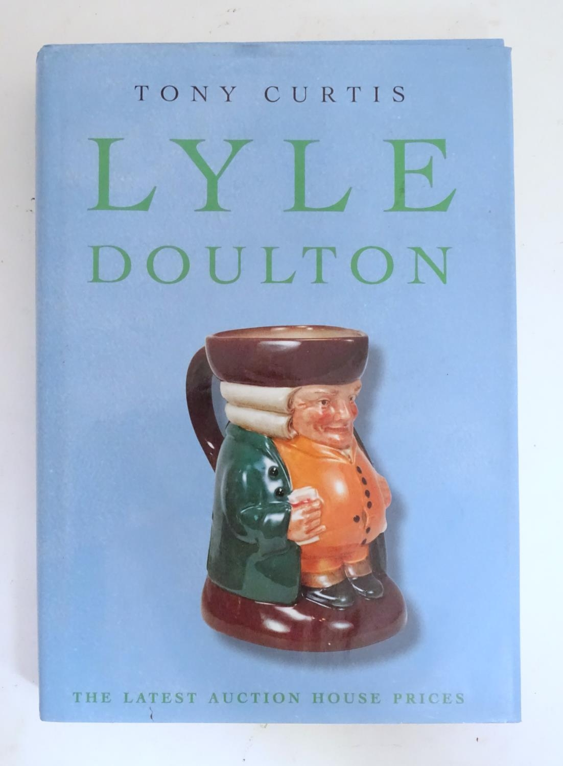 Book: Lyle Doulton guide, by Tony Curtis Please Note - we do not make reference to the condition - Image 3 of 4