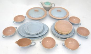 A quantity of Poole ceramics Please Note - we do not make reference to the condition of lots