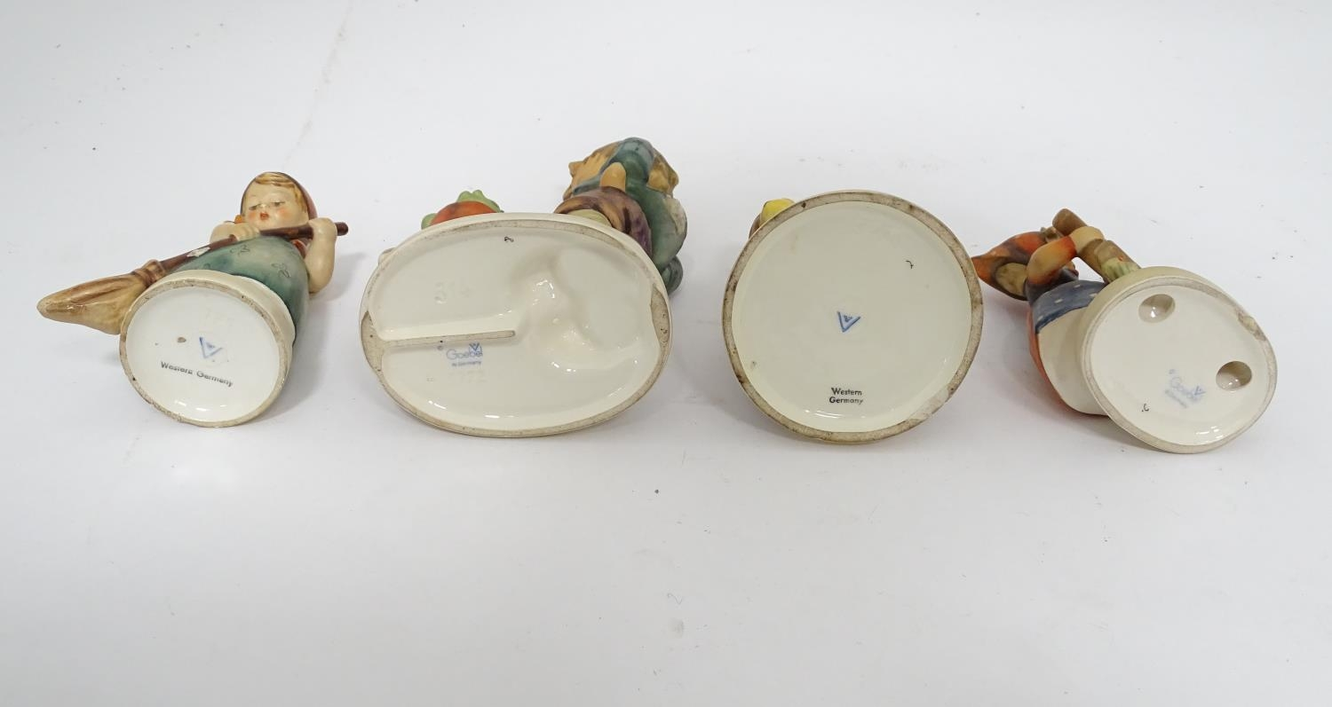 Four Hummel / Goebel figures Please Note - we do not make reference to the condition of lots - Image 6 of 6