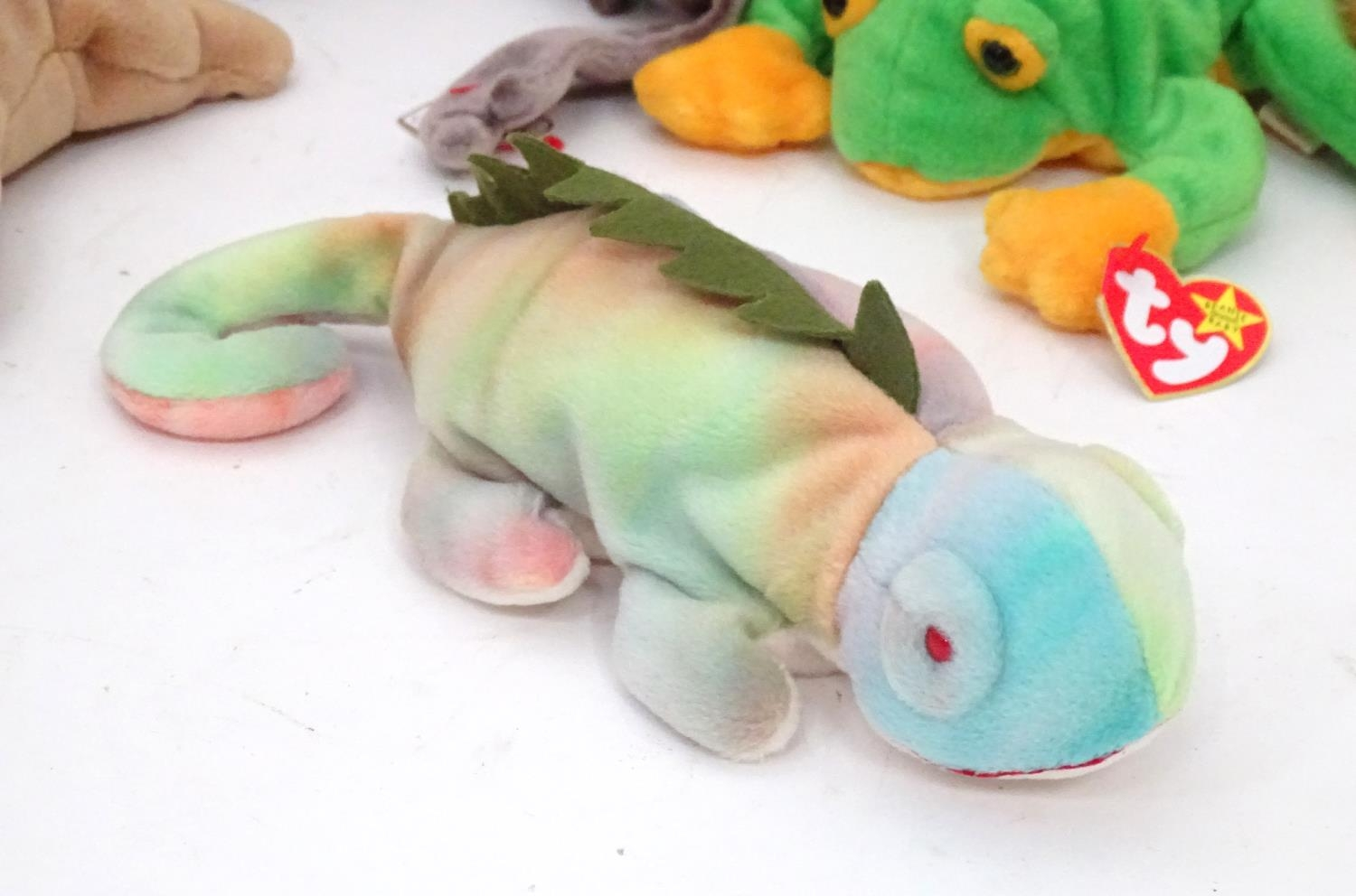 A quantity of TY Beanie Babies Please Note - we do not make reference to the condition of lots - Image 9 of 9