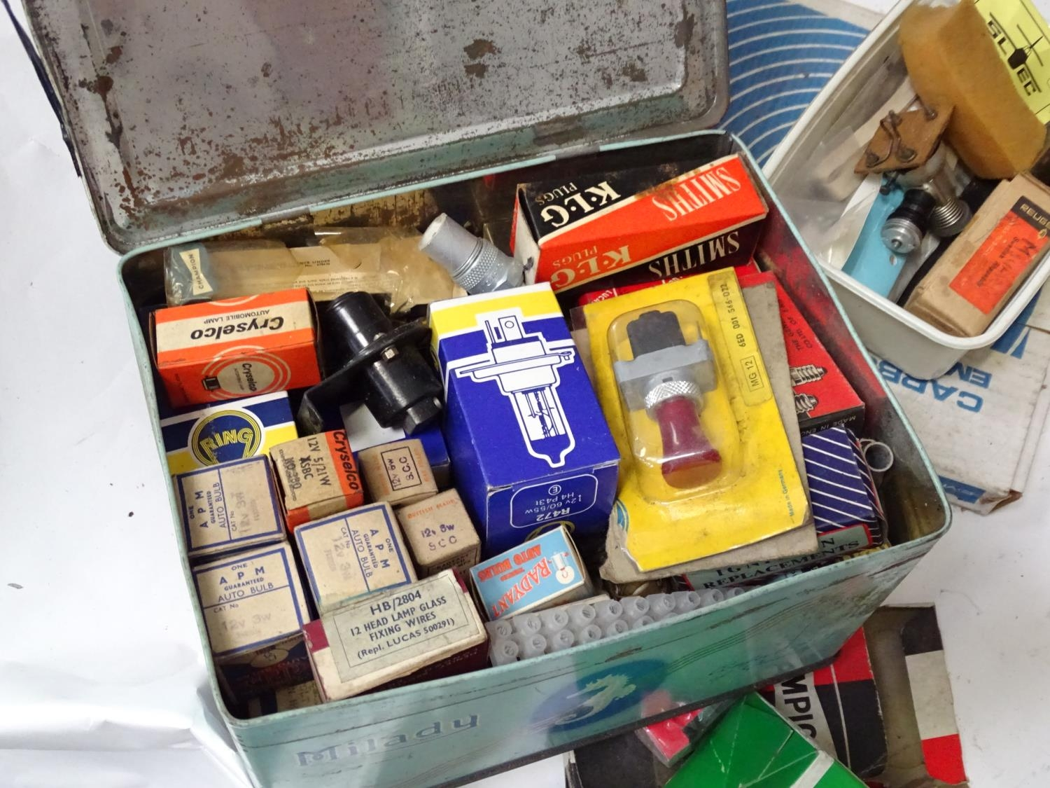 A large quantity of mechanics car parts Please Note - we do not make reference to the condition of - Image 31 of 33