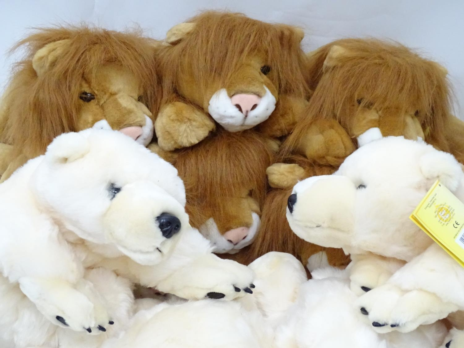 A quantity of Keel soft toys Please Note - we do not make reference to the condition of lots - Image 3 of 9