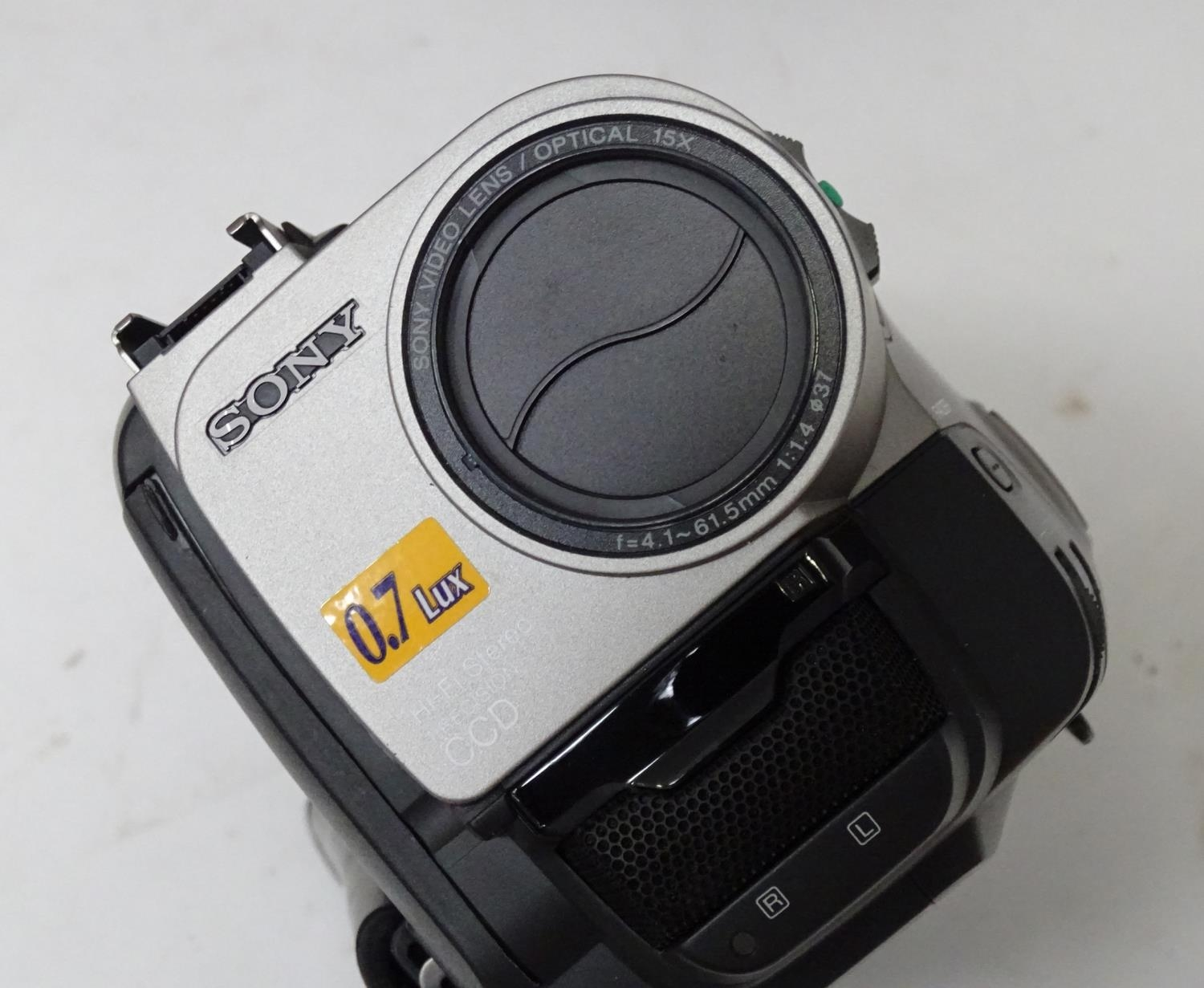 A quantity of cameras etc. Please Note - we do not make reference to the condition of lots within - Image 2 of 18