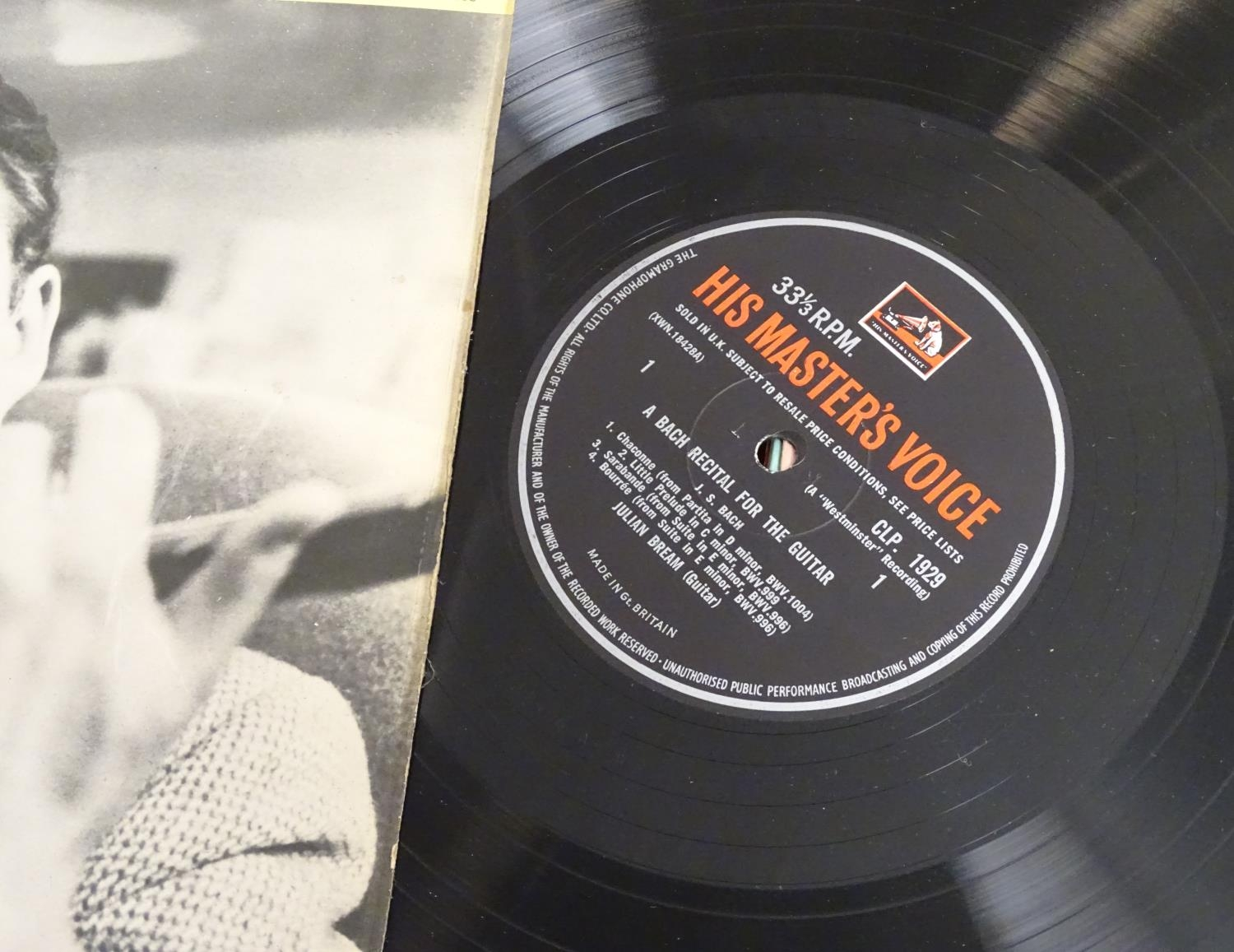 A collection of 20thC 33 rpm Vinyl records / LPs - soundtracks, classical, comprising: Hooray for - Image 7 of 8