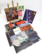 A collection of 20thC 33 rpm Vinyl records / LPs - Jazz, comprising: Oscar Peterson: Keyboard, The
