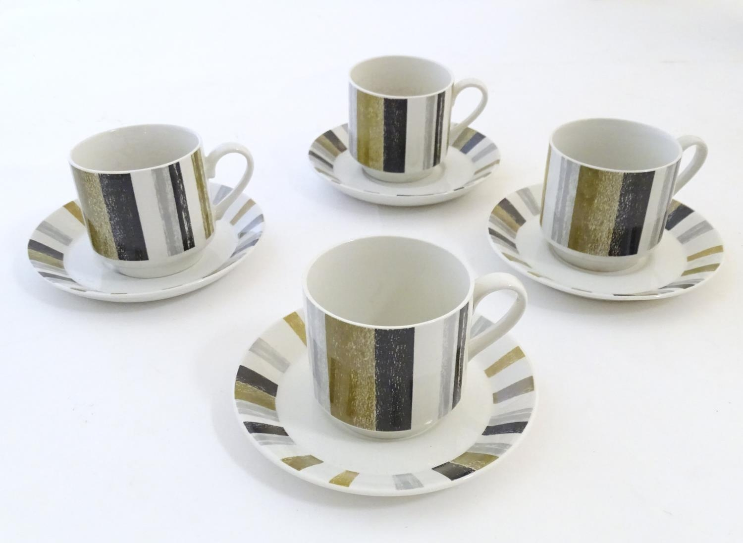 A quantity of assorted retro Midwinter wares, comprising a coffee pot, coffee cups and saucers etc - Image 4 of 20