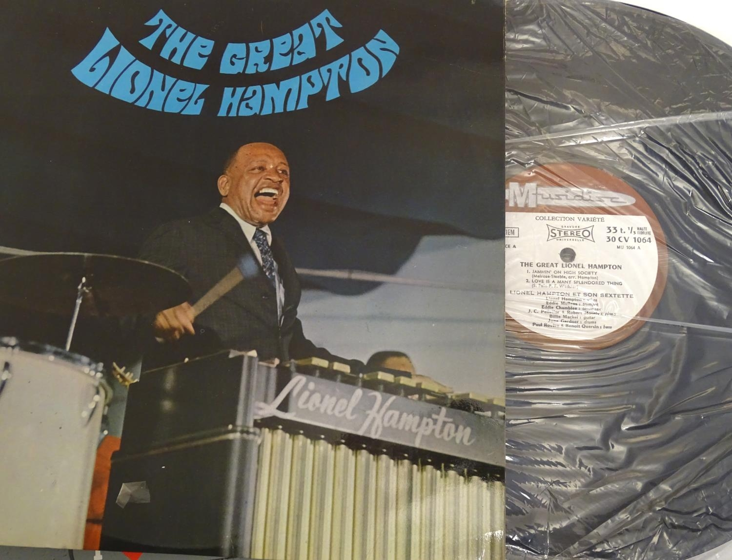 A collection of 20thC 33 rpm Vinyl records / LPs, - Jazz, comprising: The Eddie Condon Floor Show 2, - Image 12 of 19