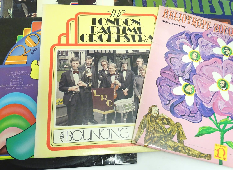 A collection of 20thC 33 rpm Vinyl records / LPs - Jazz, comprising: Bert Kaempfert: This is Bert - Image 5 of 8