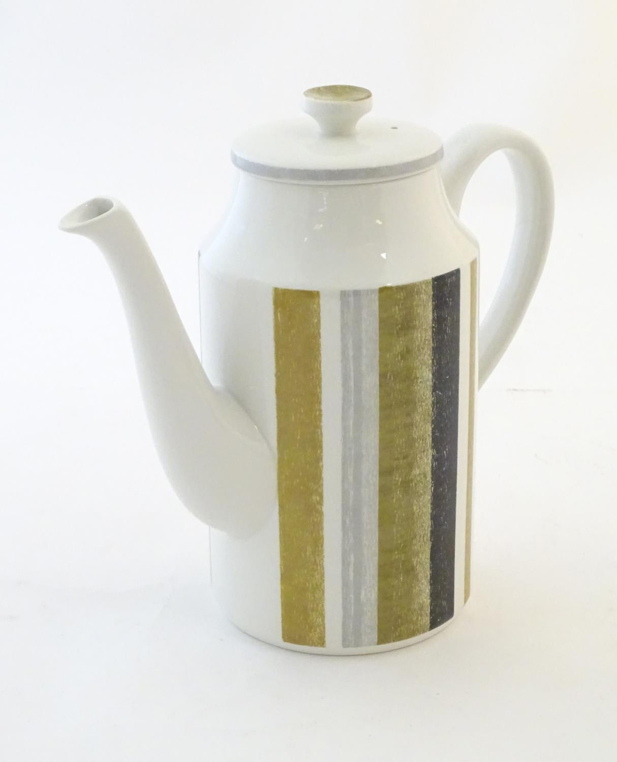 A quantity of assorted retro Midwinter wares, comprising a coffee pot, coffee cups and saucers etc - Image 16 of 20
