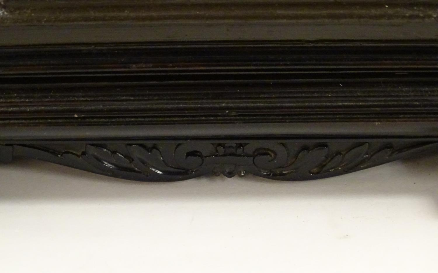 A 19thC Italian Grand Tour table cabinet / casket box of exceptionally large form with specimen - Image 18 of 58