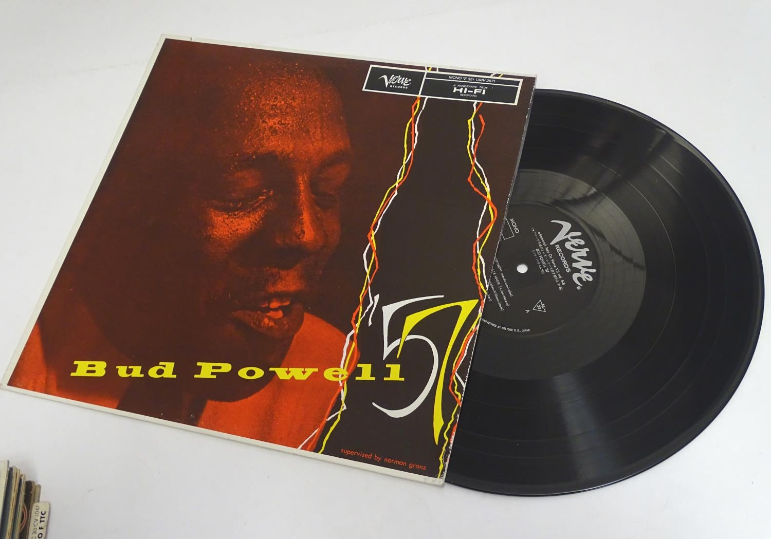 A collection of 20thC 33 rpm Vinyl records / LPs, - Jazz, comprising: The Eddie Condon Floor Show 2, - Image 14 of 19
