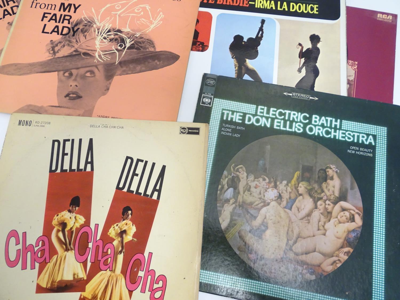 A collection of 20thC 33 rpm Vinyl records / LPs - Jazz, comprising: Bert Kaempfert: This is Bert - Image 8 of 8