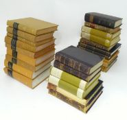 Books: A quantity of assorted books to include various volumes of Proceedings of the Society of