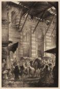 Darjou (Alfred). Le Caire et la haute Egypte, 1st edition, 1872
