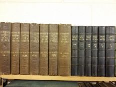 Military & History. A large collection of 19th & early 20th century military & history reference