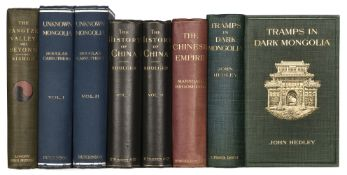 Bishop (Isabella). The Yangtze Valley and Beyond, 1st edition, 1899, & 4 others