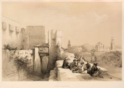Roberts (David). The Holy Land, volume 1 only, 1st edition, 1842
