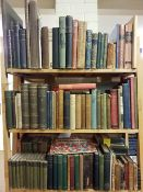 Literature. A large collection of 19th & 20th century literature & fiction