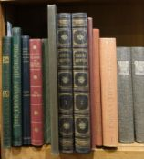 Ebers (Georg). Aegypten in Bild und Wort, 2nd edition, 1880, & 10 others