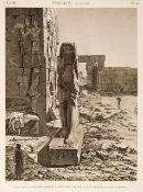 Egypt. Description de l'Egypte, Antiquités volumes 3-4, 2nd edition, 1822