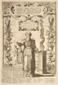 Bowles (Thomas). Geographia sacra illustrata, 1st edition, 1728, one copy on ESTC