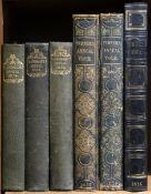 Roscoe (Thomas). The Landscape Annual, 3 volumes, 1830, 32 & 34