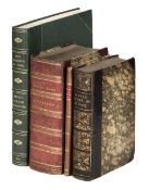 Carey (Frances Jane). Journal of a Tour in France, 1823, extra-illustrated, & 3 others