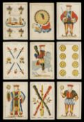 * Spanish playing cards. A deck of playing cards, Barcelona: Torras Y Sanmarti, 1831