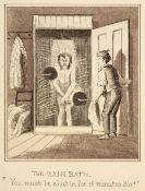 Onwhyn (Thomas, illustrator). Recollections of the Water Cure, circa 1860