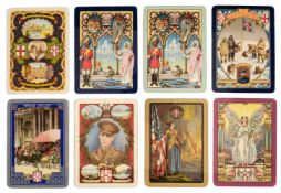 * Worshipful Company. A collection of 82 packs of playing cards, 1888-2000