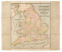 * Walker's Tour through England and Wales, A New Pastime, 1809