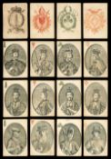 * Playing cards. A deck of playing cards, London: Rowley & Co., between 1774 & 1776