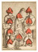 * Cotta (J.C., publisher). Transformation cards, Germany: Tubingen, 1805