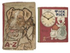 * Dean's Rag Books. A to Z [cover-title], number 190, c.1910s