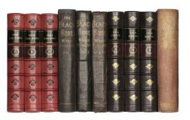 Collins (Wilkie). Poor Miss Finch, 3 volumes, 1st edition, 1872