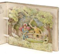 Moveable. Peeps into Fairyland, [1896]