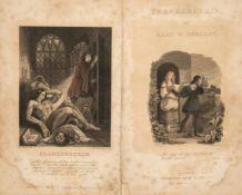 Shelley (Mary Wollstonecraft). Frankenstein, London: Colburn and Bentley, 1831