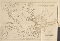 Chandler (Richard). Travels in Asia Minor, 1775