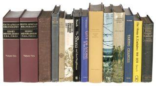 Mendelssohn (Sidney). Mendelssohn's South African Bibliography, c.1990, & 12 others