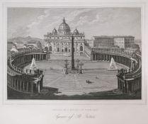 Piale (Pietro, publisher). Nuova Collezione di 52 Principali Vedute di Roma, c.1869
